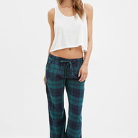 Classic Plaid PJ Pants