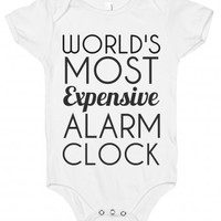 World's most expensive alarm clock