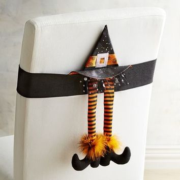 Witchy Chair Decor