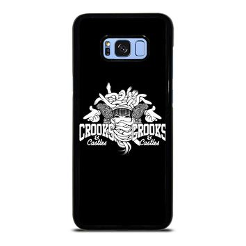 CROOK AND CASTLES Samsung Galaxy S8 Plus  Case