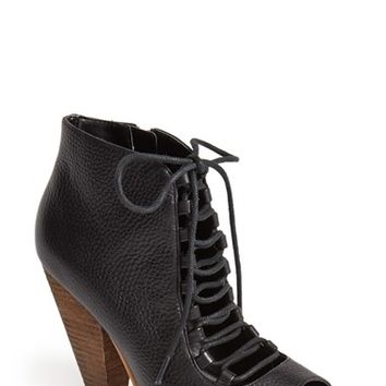 "Women's BP. 'Addie' Open Toe Bootie, 4"" heel"