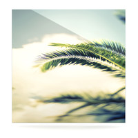 """Ann Barnes """"Summer Breeze"""" Nature Photography Luxe Square Panel"""