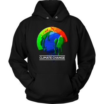 Climate Change Global Warming Awareness Earth Planet Apparel