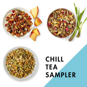 Chill Tea Sampler
