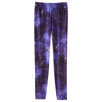 Disney D-Signed Celestial Printed Leggings - Girls 7-16, Size: