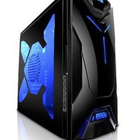 Custom Gaming PC Desktop Computer 4.1GHz Quad Core CPU 1TB HDD 16GB 2133mhz RAM