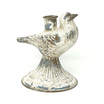 CTW Home Collection - Singing Bird Taper Holder