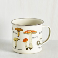 Mushrooms Toadstool for School Mug by ModCloth