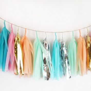 Shop Sweet Lulu - Candy Shoppe Tassel Garland