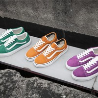 VANS Old Skool Vintage Running Shoes 35-44