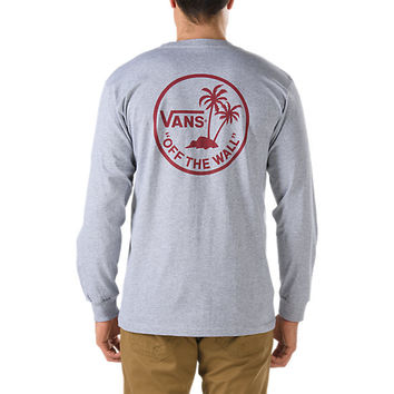 Surf Palm LS T-Shirt | Shop Mens T-Shirts at Vans