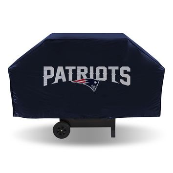 New England Patriots Grill Cover Economy