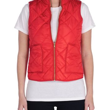 Tractr Puffer Vest As Seen On Laura Marano