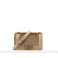 CHANEL Fashion - Small Boy CHANEL flap bag