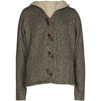 O'neill Stood Up Girls Jacket Charcoal  In Sizes