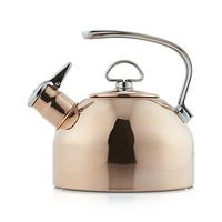 Chantal ® Classic Copper Tea Kettle