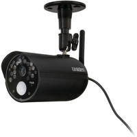 Uniden UBRC14 Outdoor Security Camera Black W/ 40 Night Vision for UDR444