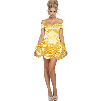 Roma Costume 4612 - 2pc Foxy Fairytale Cutie Women's Costume