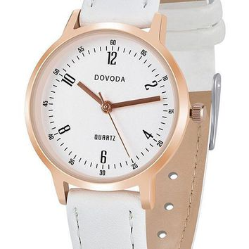 CREYON DOVODA Womens Watches Fashion Classic Wristwatches Small Face Dress Watch