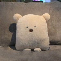 Cute Bear Plush Toys Cushion Pillow Girl