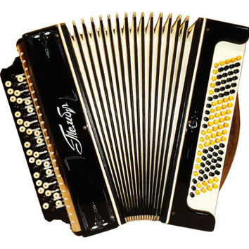 Russian Timbre, 100 Bass, Button Bayan, Accordion Instrument, 501