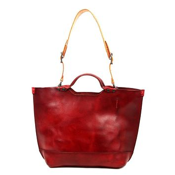 More Lane Inc - Gypsy Soul Leather Tote