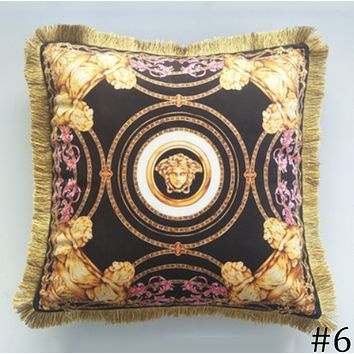 Versace 2018 new style fashion exquisite sofa bed pillowcase F0933-1 #6