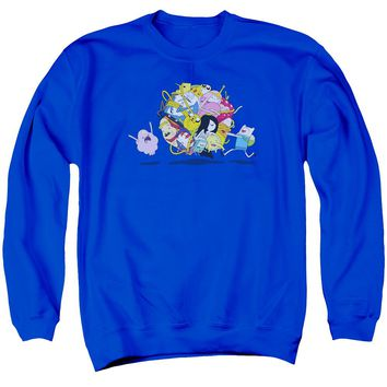 Adventure Time - Glob Ball Adult Crewneck Sweatshirt Officially Licensed Apparel