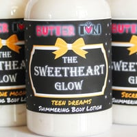 The Sweetheart Glow Shimmering Lotion Potion in Teen Dreams 4oz