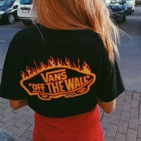 Vans X Thrasher Pocket T-Shirt