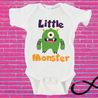 Little Monster Gerber Onesuit ® Halloween Onesuit