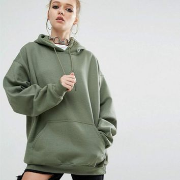 Female Hoodies Girl Coat Fashion Women Sweater Shirts Tops-1