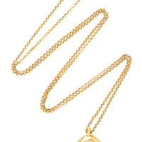Sensu Fan Necklace | Moda Operandi
