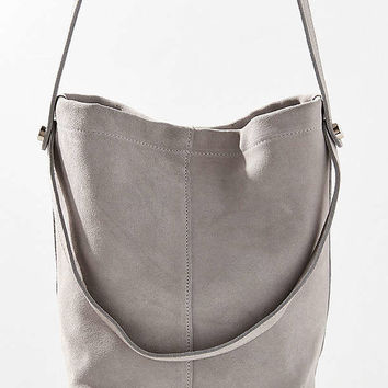 Suede Bucket Bag | Urban Outfitters