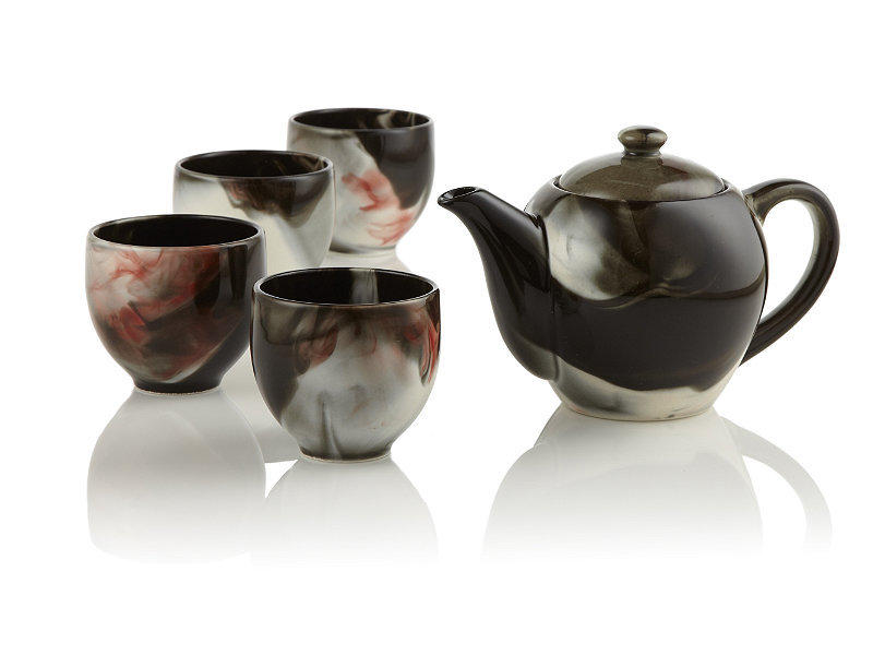 Fume teapot set at teavana teavana from tea time - Teavana teapots ...