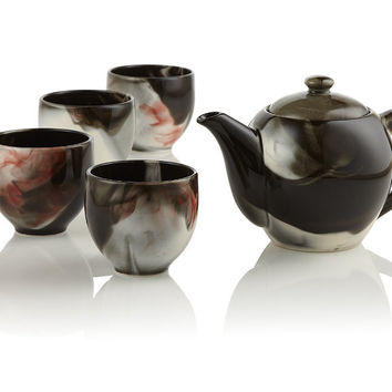 Fume Teapot Set at Teavana