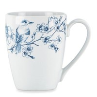 Kathy Ireland Home by Gorham Nature's Song 13-Ounce Mug