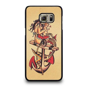 TATTOO SAILOR JERRY Samsung Galaxy S6 Edge Plus Case Cover