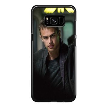 Theo James-Divergent  Samsung Galaxy S8 Case