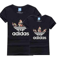 Trendsetter ADIDAS Women Men Unisex Casual Shirt Top Tee
