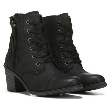 Women's Calico Lace Up Boot