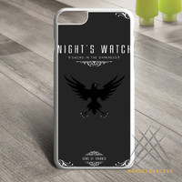 Game of Thrones Night_s Watch Custom case for iPhone, iPod and iPad