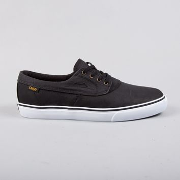 Lakai Shoes Camby - Black/Oiled Suede