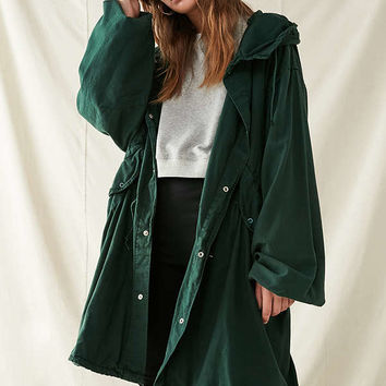 Vintage Fishtail Parka Jacket | Urban Outfitters