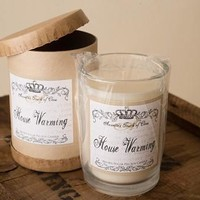 Statement Candles
