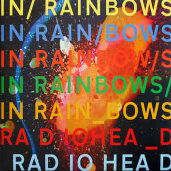 Radiohead - In Rainbows (LP)
