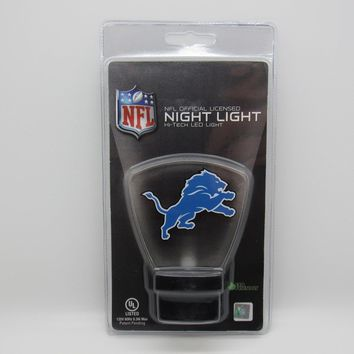 Detroit Lions Night Light