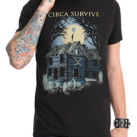 Circa Survive House Moon T-Shirt