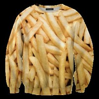 Mr. Gugu & Miss Go — Fries Sweater