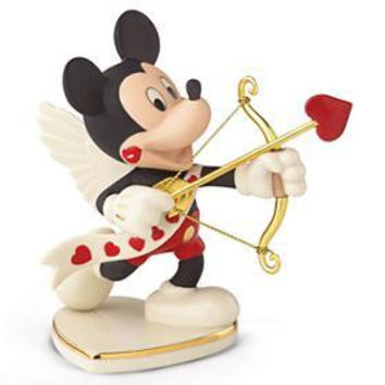Disney's Mickey's Valentine For You Figurine by Lenox